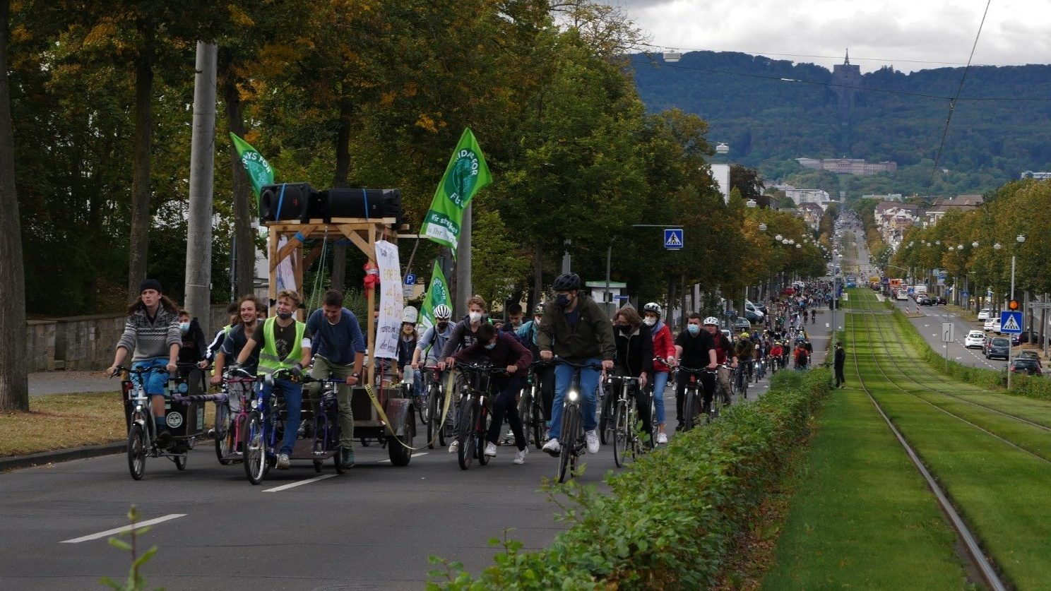 Header Image - Fridays For Future Kassel