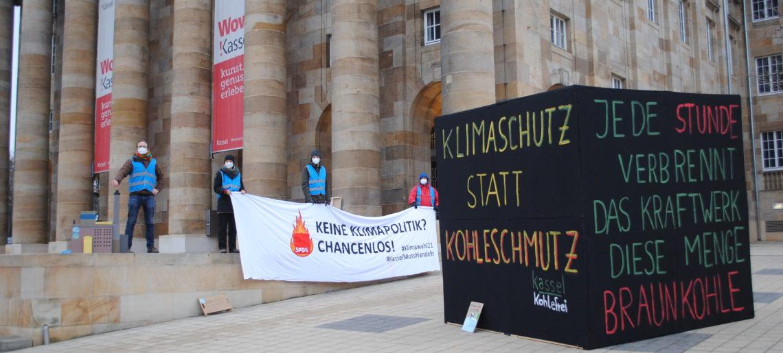 Pressemitteilung zur Entscheidung der StaVo über den Kasseler Kohleausstieg